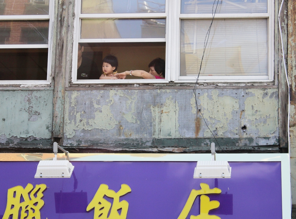 Chinatown Residents