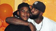 Trayvon and Dad